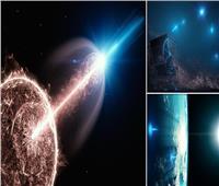 رصد أكبر انفجار في الكون على بعد أكثر من مليار سنة ضوئية من الأرض