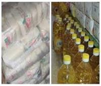 ضبط 1.5 طن سكر قبل بيعها في السوق السوداء بالجيزة