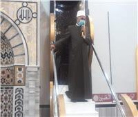 افتتاح مسجد العتيق بمديرية أوقاف أسوان
