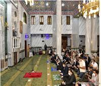 وزير الأوقاف ومحافظ الدقهلية يفتتحان مسجد القصبي بقرية نشا | صور