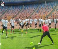 «الأوليمبي» يعسكر في السخنة غدا لخوض ودية جنوب أفريقيا