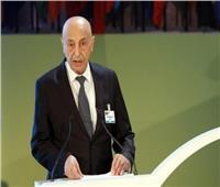 عقيلة صالح: ملتزمون بالاتفاقيات الدولية لحفظ سيادة ليبيا لإجراء انتخابات حرة