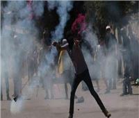 مع ذكرى 5 يونيو.. مواجهات عنيفة بين فلسطينيين والاحتلال شرق قلقيلية  صور