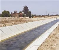 تبطين الترع والدلتا الجديدة.. مشروعات قومية للحفاظ على الموارد المائية