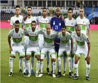 شاهد  رباعية الجزائر في موريتانيا استعدادًا لـ «أمم إفريقيا 2021»