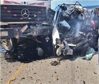 حوادث المنيا فى أسبوع  مصرع وإصابة 155 في حوادث طرق