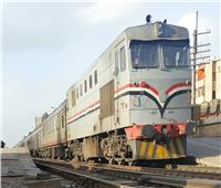حركة القطارات| ننشر التأخيرات بين قليوب والمنصورة اليوم