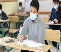 انطلاق امتحانات الشهادة الإعدادية بمطروح