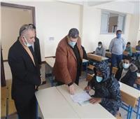 بدء امتحانات الشهادة الإعدادية في شمال سيناء بدون شكوي