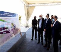 وزير البترول: مجمع «البحر الأحمر للبتروكيماويات» يوفر 15 ألف فرصة عمل| صور