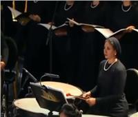 كواليس جديدة تكشفها عازفات حفل نقل المومياوات الملكية | فيديو