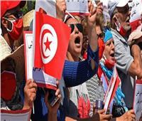 فيديو| مظاهرات حاشدة تطالب بتحرير البرلمان التونسي من الإخوان