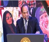 في عهد الرئيس السيسي..لا سقف لأحلام وطموحات المرأة المصرية