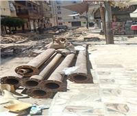 «مياه القناة»: إحلال وتجديد خطوط الصرف الصحي لاستيعاب الزيادة