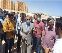 محافظ شمال سيناء يؤكد اهتمام القيادة السياسية بأهاليرفح