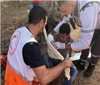 في ذكرى «النكسة».. إصابة طفل فلسطيني خلال مواجهات مع الاحتلال