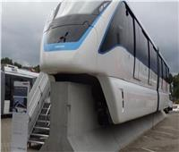 النقل: انتهاء تصنيع القطار الأول للمونوريل.. والتوريد في سبتمبر المقبل| خاص
