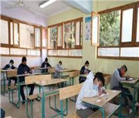 تداول امتحان الجبر للشهادة الإعدادية بالقاهرة عبر السوشيال ميديا | صورة