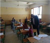 تعليم نجع حمادي: الامتحانات بلجان «أبو حزام» تسير في هدوء
