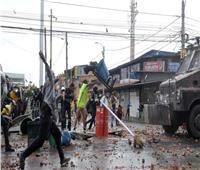 مقتل شخصين وإصابة مواطنيين خلال اشتباكات بكولومبيا