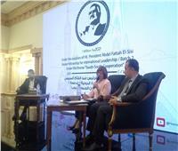 لقاء مع وفود 50 دولة حول العلاقات المصرية الأفريقية الآسيوية