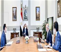 الرئيس السيسي يوجه بإقامة محطة بشتيل الجديدة للسكك الحديدية وفقاً للمواصفات العالمية