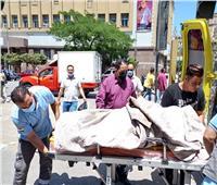 التدخل السريع ينقذ مسنا من خطر الشوارع رغم إصابته بكورونا في طنطا
