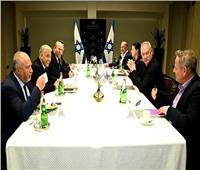 ممثل «الإخوان» في الحكومة الإسرائيلية الجديدة يظهر في أول اجتماع للائتلاف
