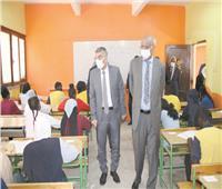 بدء امتحانات طلاب الجالية السودانية في مصر