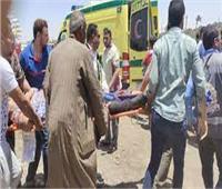مصرع وإصابة 3 أطفال في حادث تصادم بنجع حمادي