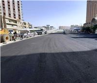 محافظ سوهاج: الانتهاء من المرحلة الأولى لتطوير وتجميل شارع التحرير بحي شرق