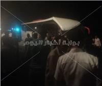 بالأسماء.. مصرع 5 وإصابة 21 آخرين في حادث تصادم بالوادي الجديد| صور