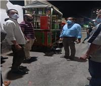 تحرير 25 محضرا لمخالفة الإجراءات الاحترازية في المنيا