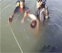 الإنقاذ النهري ينتشل جثة شاب غرق بمنشأة القناطر