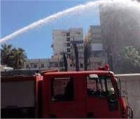السيطرة على حريق نشب في مخلفات ببولاق الدكرور