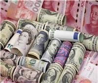 استقرار أسعار العملات الأجنبية..واليورو يسجل 18.98 جنيه للشراء