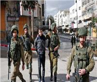 قوات الاحتلال الإسرائيلية تعتقل 17 فلسطينيًا من الضفة الغربية