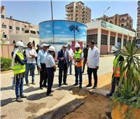 رئيس «مياه سوهاج» يتفقد محطة غرب ويؤكد الالتزام بالجودة