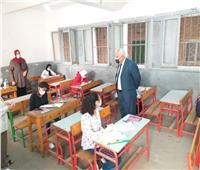 «تعليم الإسكندرية»: لا شكاوى من امتحانات الشهادة الإعدادية |  صور