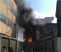 السيطرة على حريق نشب بمصنع للبلاستيك بالعبور في القليوبية