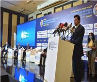 تفاصيل المؤتمر الصحفي لاستضافة بطولة العالم للخماسي الحديث