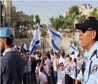 شرطة الاحتلال تقرر إلغاء «مسيرة الأعلام» بالقدس