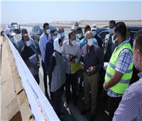 وزير النقل يتابع تنفيذ القطار الكهربائي.. ومواطن يتبرع بأرض محطة «السادات»