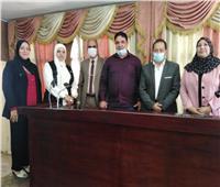 حملة للتوعية بفيروس كورونا والفطر الأسود في ندوة بالعريش