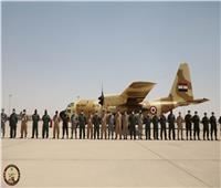 بمشاركة القوات الجوية والمظلات من 5 دول عربية.. انطلاق تدريب «طويق ٢»بالسعودية