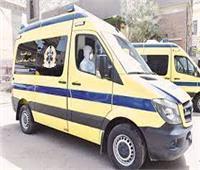 مصرع 3 وإصابة 4 أشخاص في حادث تصادم بـ«محور الضبعة»
