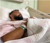 نقل خالد عليش إلى المستشفى بعد تعرضه لأزمة صحية
