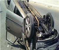 ملابسات مصرع 3 أشخاص في حادث بطريق «الضبعة».. سيارة نقل السبب