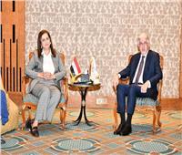 المؤسسة الدولية الإسلامية: حريصون على دعم مصر لتنمية التجارة الخارجية
