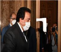 بعد قليل.. وزير التعليم العالي يتفقد سير الامتحانات في جامعة القاهرة | صور